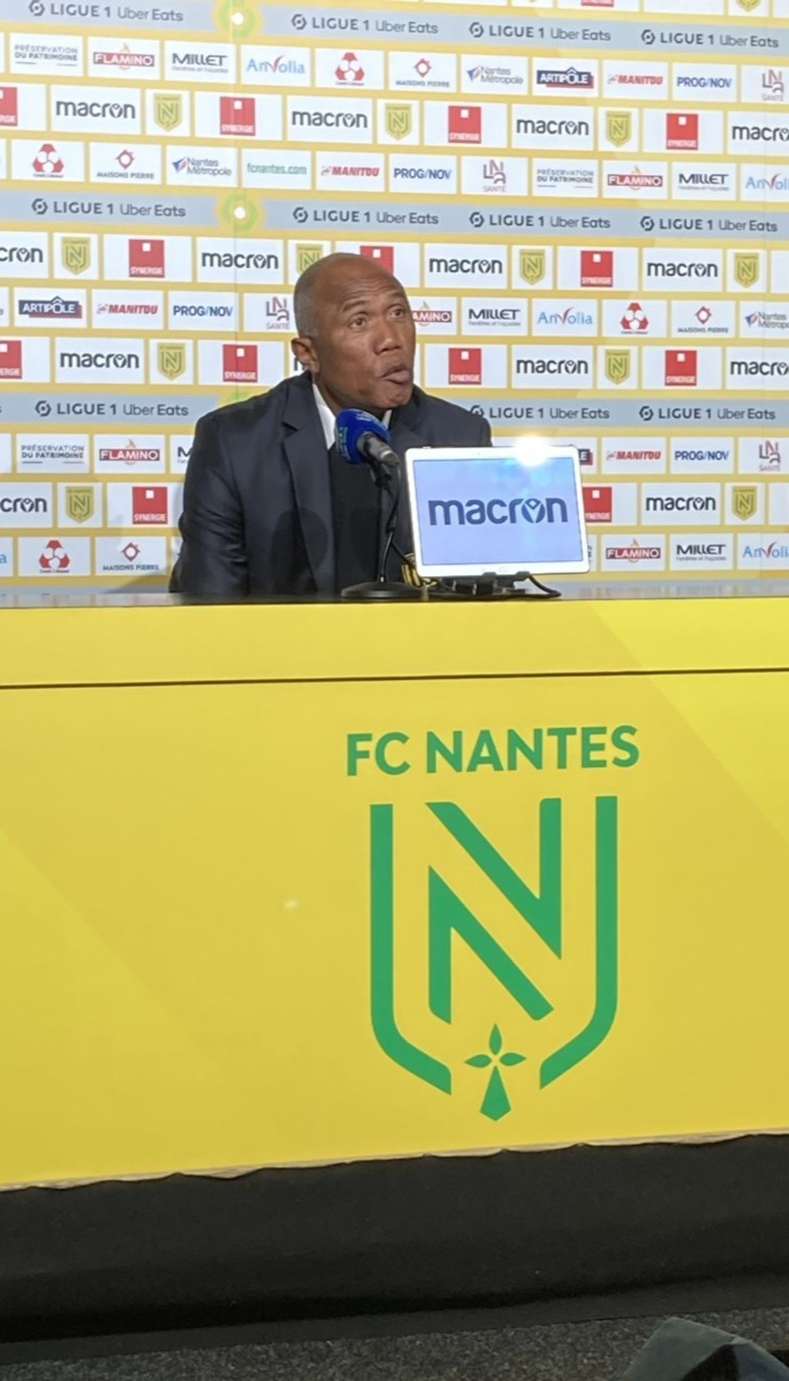 FC Nantes - Kombouaré