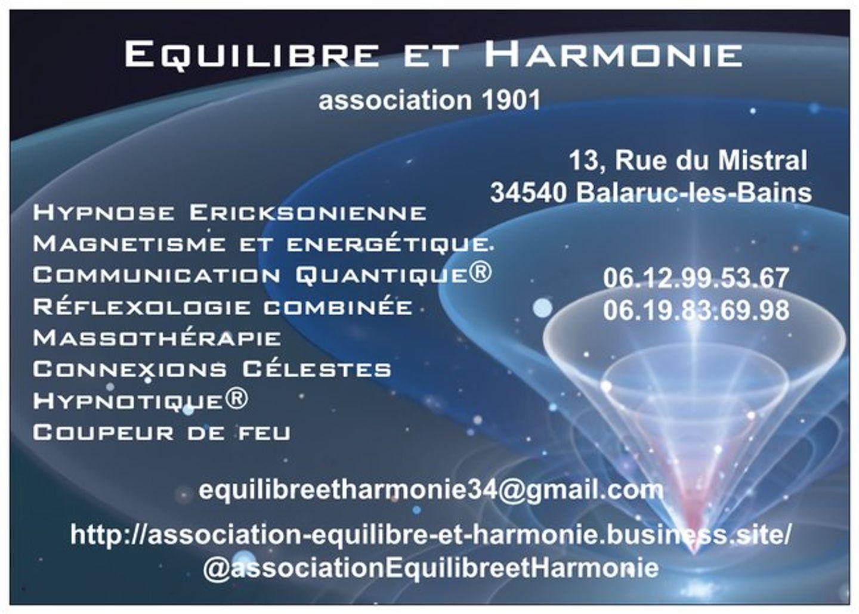Equilibre Harmonie