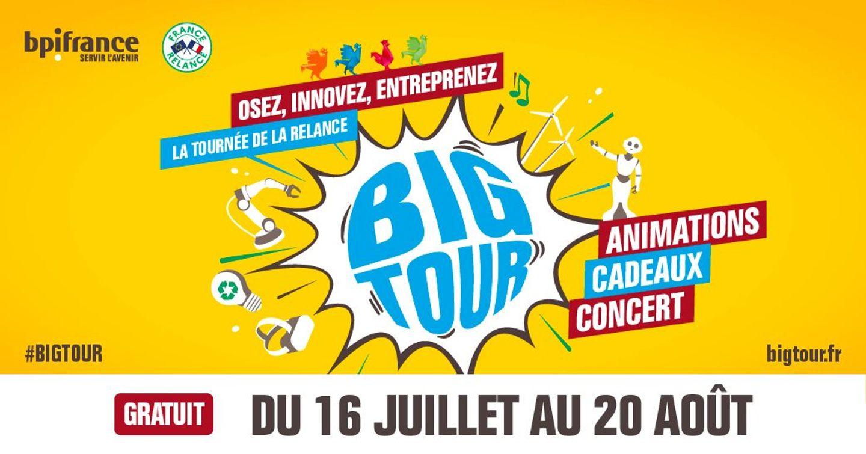 Big tour au Grau d'Agde