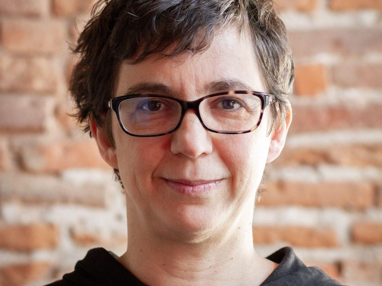 Malena Adrada, tête de la liste Lutte Ouvrière