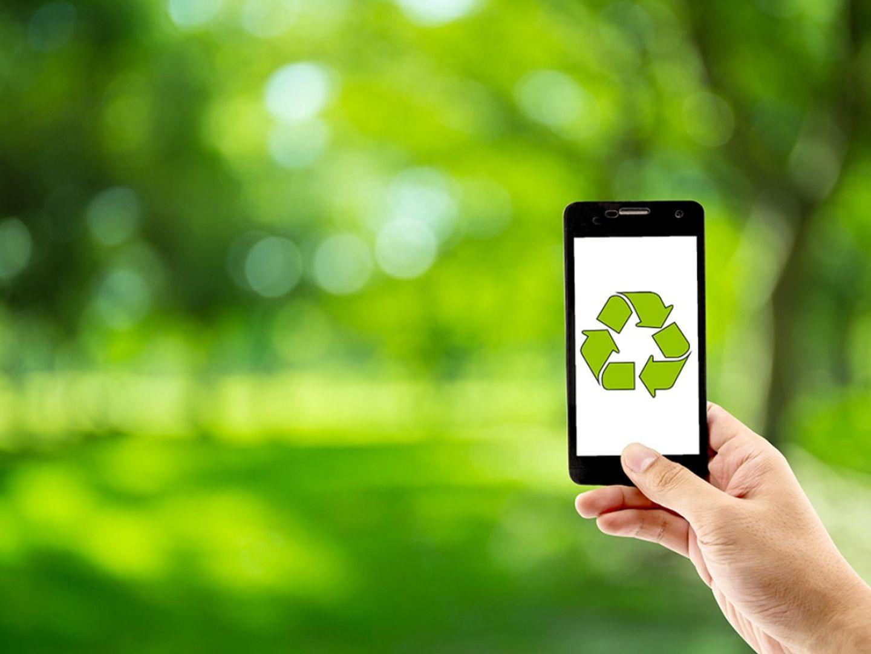 Ecosystem recycle vos mobiles sur la route du Tour de France