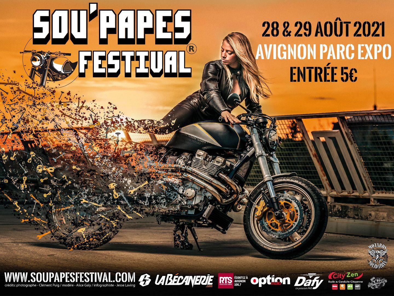 Festival Sou'Papes à Avignon