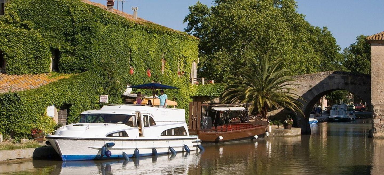 Le tourisme fluvial reprend sur le Canal du Midi