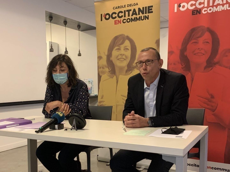 Patrice Canayer, tête de liste PS dans l'Hérault