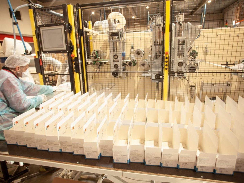 L'entreprise Prism est basée à Frontignan, dans l'Hérault.