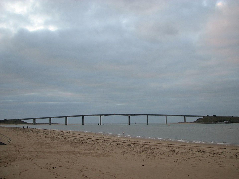 Des recherches après un suicide du pont de Noirmoutier mardi soir