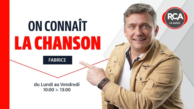 On Connait la Chanson avec Fabrice