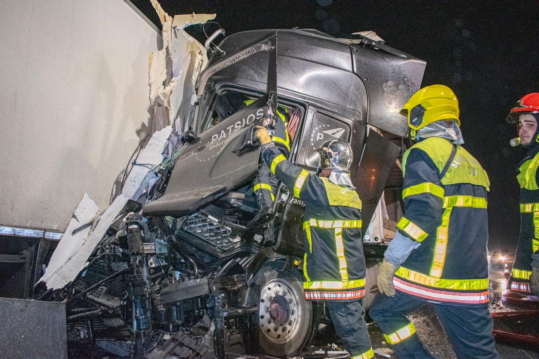 Accident autoroute A9