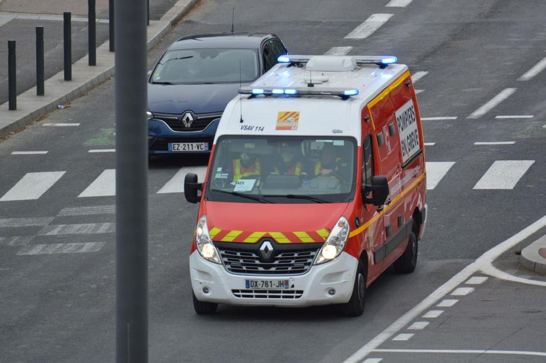 VSAV - Ambulance des sapeurs-pompiers de Perpignan