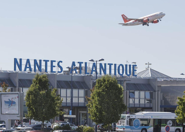 Navette aeroport Nantes