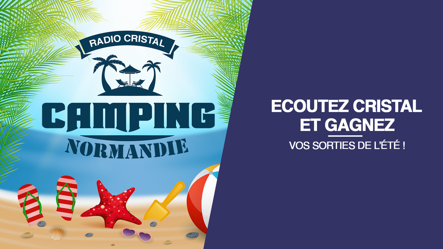 CRISTAL - Camping Normandie