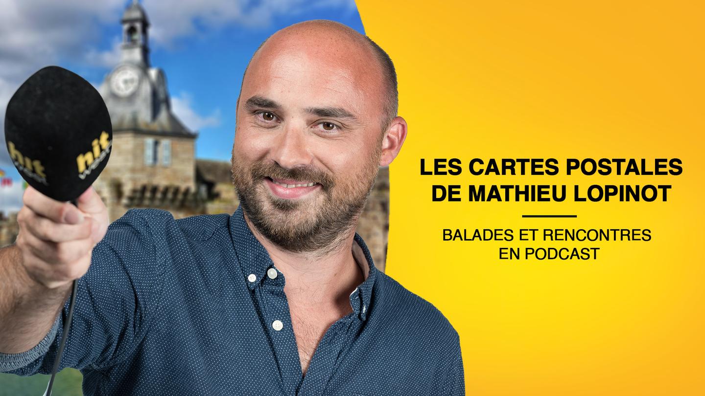 Carte Postale - Mathieu Lopinot