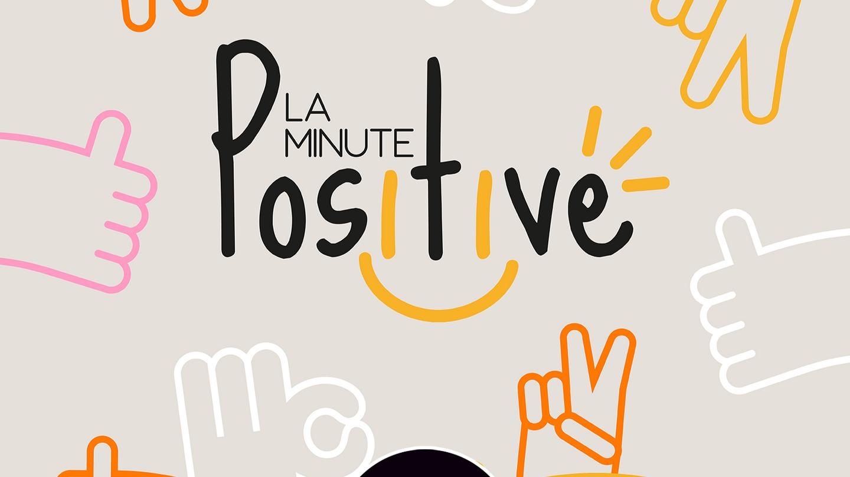 La Minute Positive - Couverture