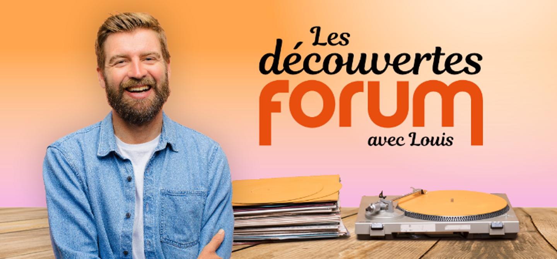 découvertes forum