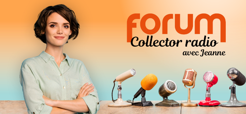 forum collector radio