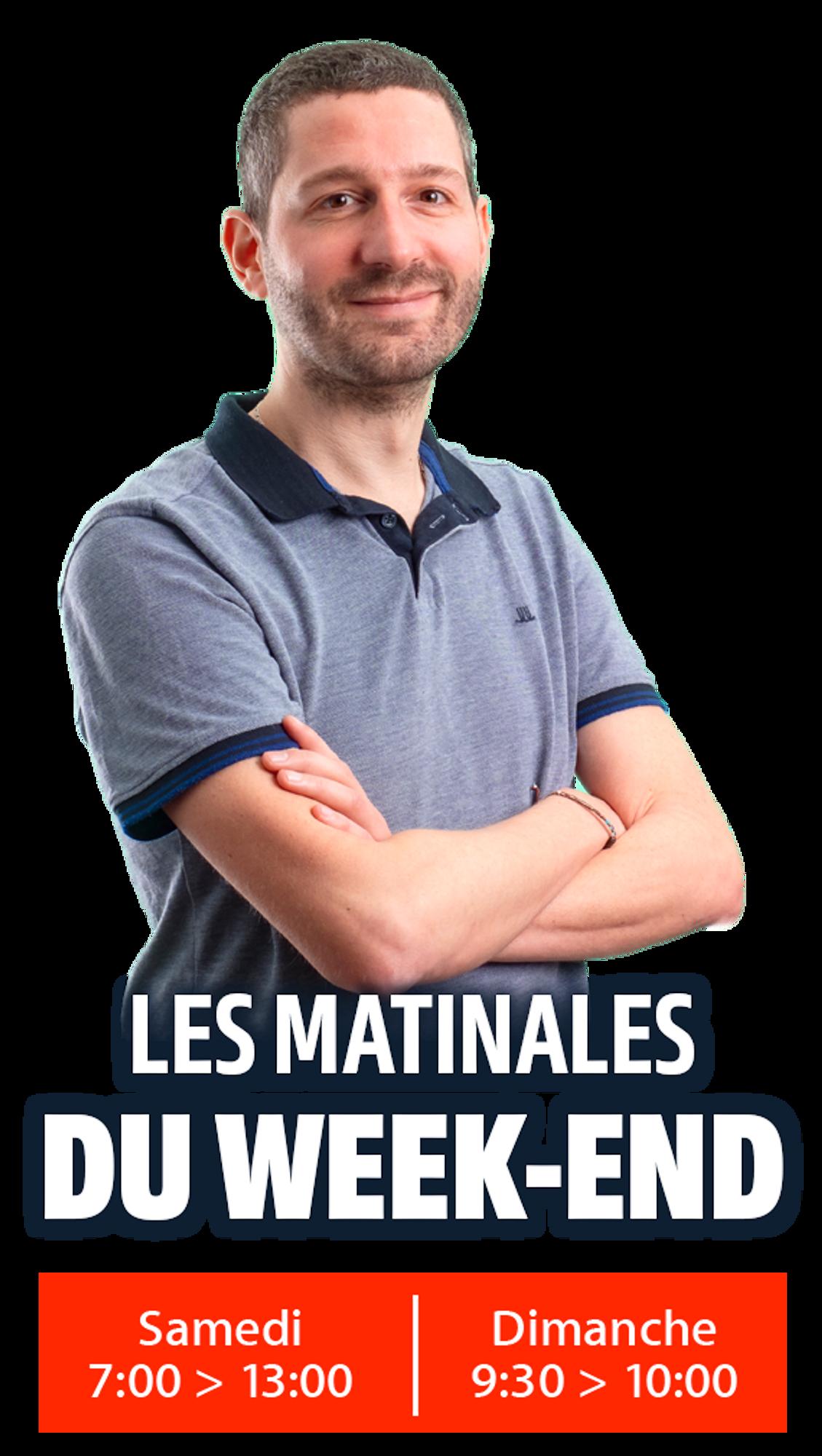 La Matinale du Week-end RCA Axel