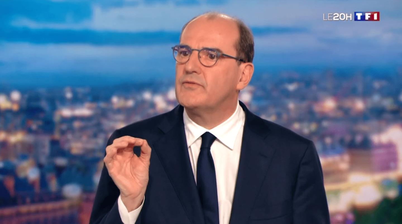 Capture d'écran - LE 20H/TF1.