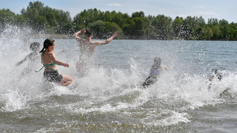 Sarthe : baignade interdite ce mercredi au lac la Monnerie