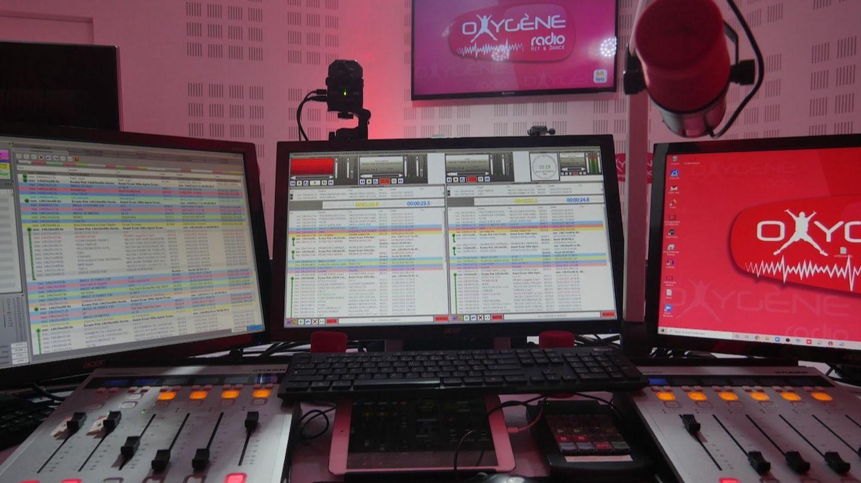 Sondages Médiamétrie : Oxygène Radio en hausse pour la 9ème année...