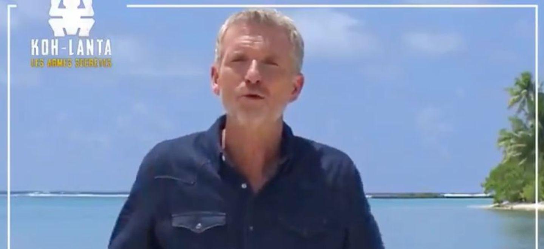 Koh-Lanta : Denis Brogniart annonce le retour d'un candidat...