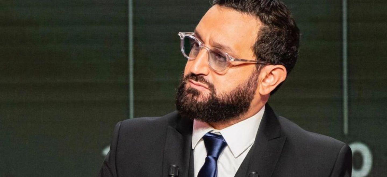 Cyril Hanouna présentateur du débat de l'entre-deux-tours...