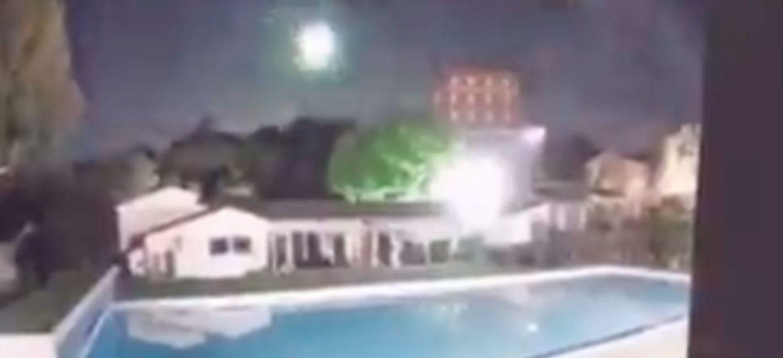 Une boule de feu spectaculaire observée dans le ciel du sud de la...