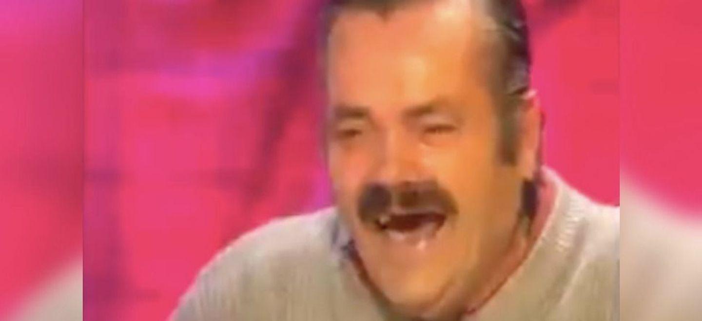 El Risitas, l'humoriste espagnol au rire le plus connu d'Internet,...