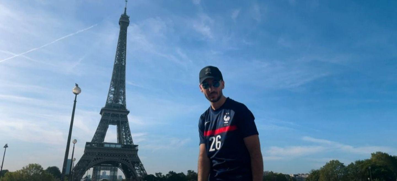 EURO 2020 : il parodie « La Kiffance » de Naps pour en faire...