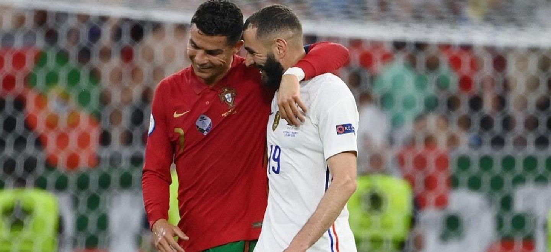 France-Portugal : Twitter en feu après les doublés de Benzema et...