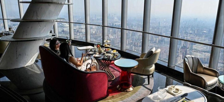 Le plus haut hôtel du monde vient d'ouvrir ses portes (vidéo)