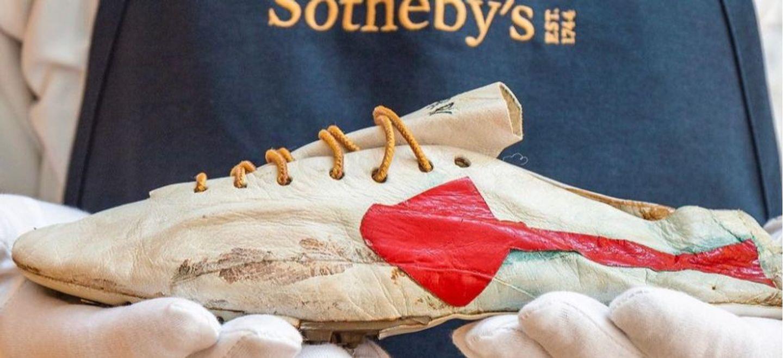 Cette paire de Nike vintage pourrait valoir un million d'euros...