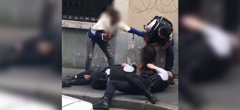 Moha La Squale jugé à Paris pour « refus d'obtempérer » et « outrage »