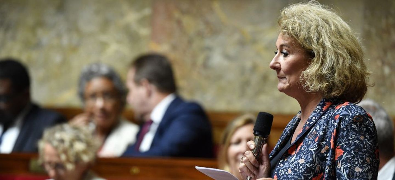 Indre-et-Loire : la députée Sophie Auconie démissionne pour raisons...