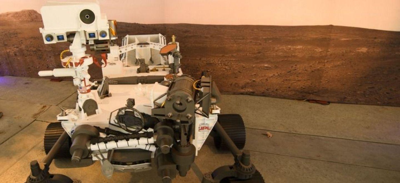 Mars : la Nasa à la recherche de vies extraterrestres à partir de...