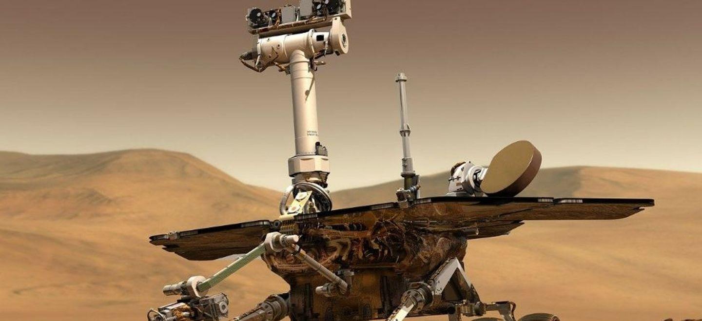 Mars : la Nasa rend publics le son et l'image (vidéo)