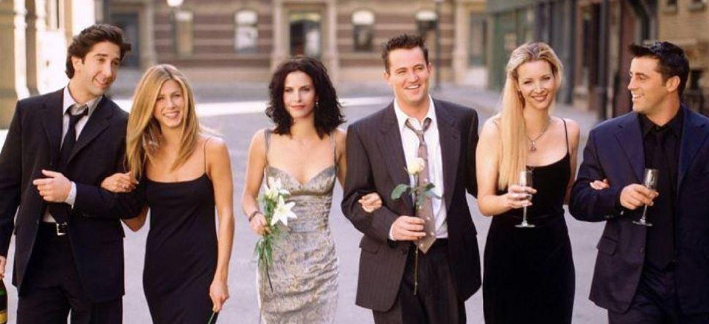 Friends, le retour : voici la première image de l'épisode spécial...