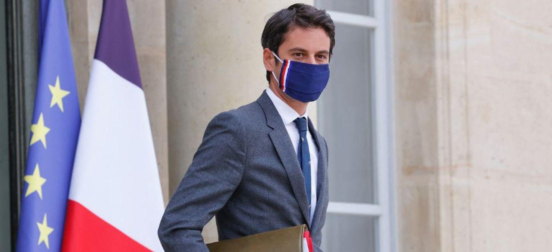 Blois : Gabriel Attal vient faire le service après-vente des...