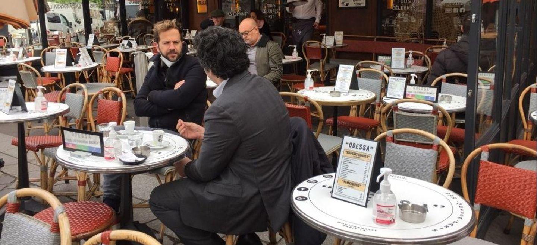 Sondage : un tiers des Français compte se rendre au restaurant...