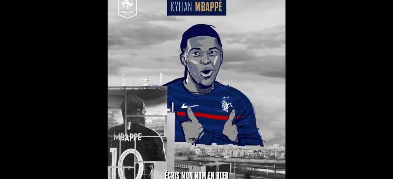 """Hymne de l'équipe de France de foot : Youssoupha signe """"Ecris mon..."""