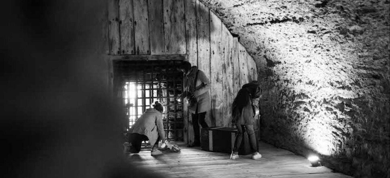 Un escape game au Château d'Angers !