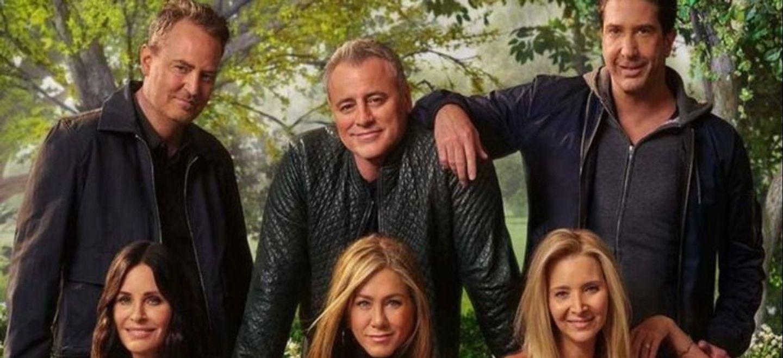 """""""Friends"""" : l'épisode spécial sera finalement diffusé en France"""