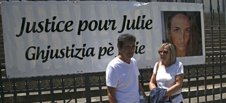 Féminicide de Julie Douib : perpétuité requise contre l'ex-compagnon