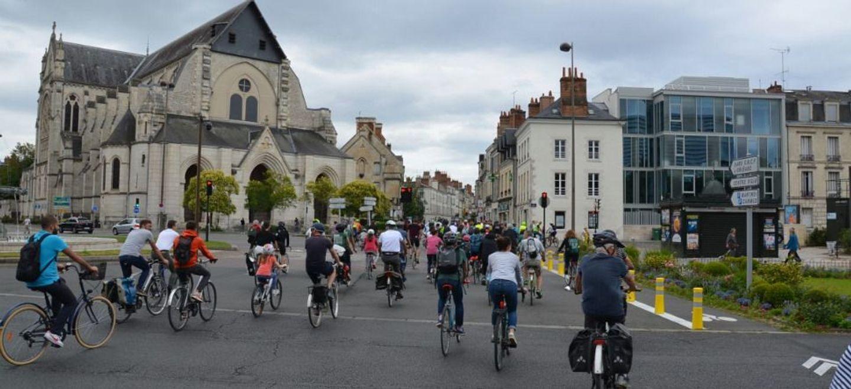 La Vélorution est de retour à Orléans