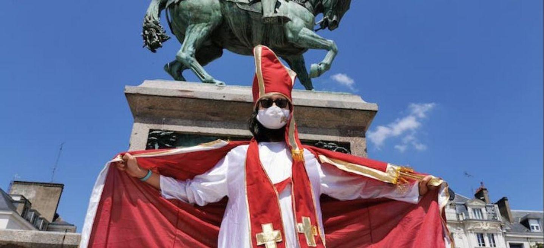 Orléans : un escape game en extérieur sur les traces de Saint Aignant