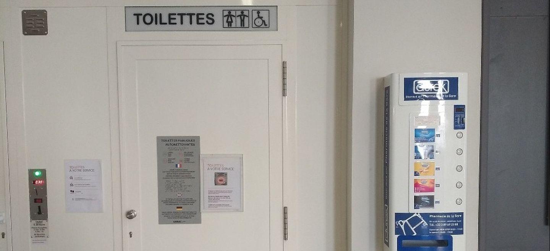 SNCF : les toilettes des gares gratuites pour les voyageurs en 2022