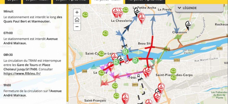 Tour de France à Tours : ce qu'il faut savoir