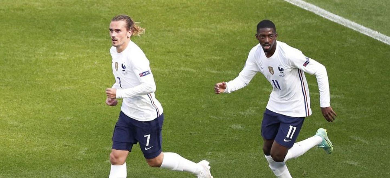 Football : Dembélé et Griezmann s'expliquent après une vidéo jugée...
