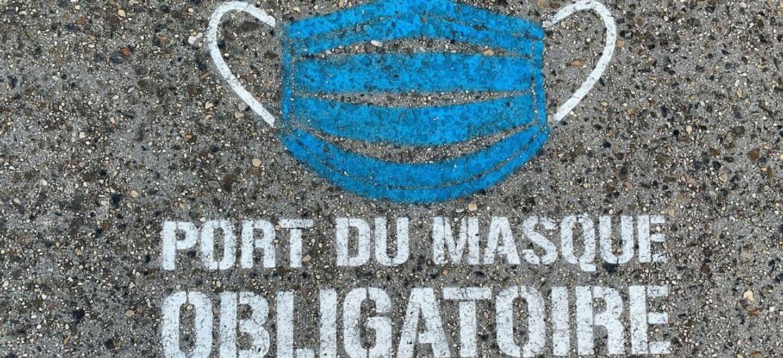 Maine-et-Loire : port du masque obligatoire pour les festivités du...