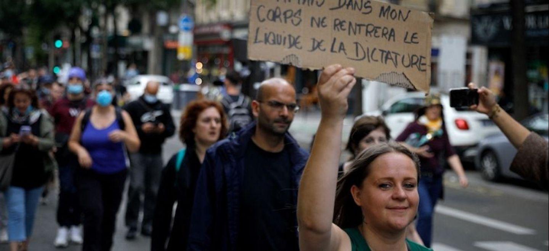 Orléans, Angers… Des manifestations contre le pass sanitaire ce samedi