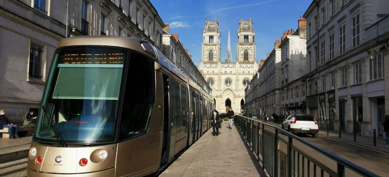 Orléans : des travaux de maintenance sur le tram A toute cette semaine